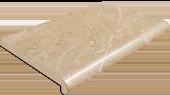 Бежевый мрамор — Глянцевый